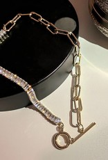 Glam & Chain Necklace