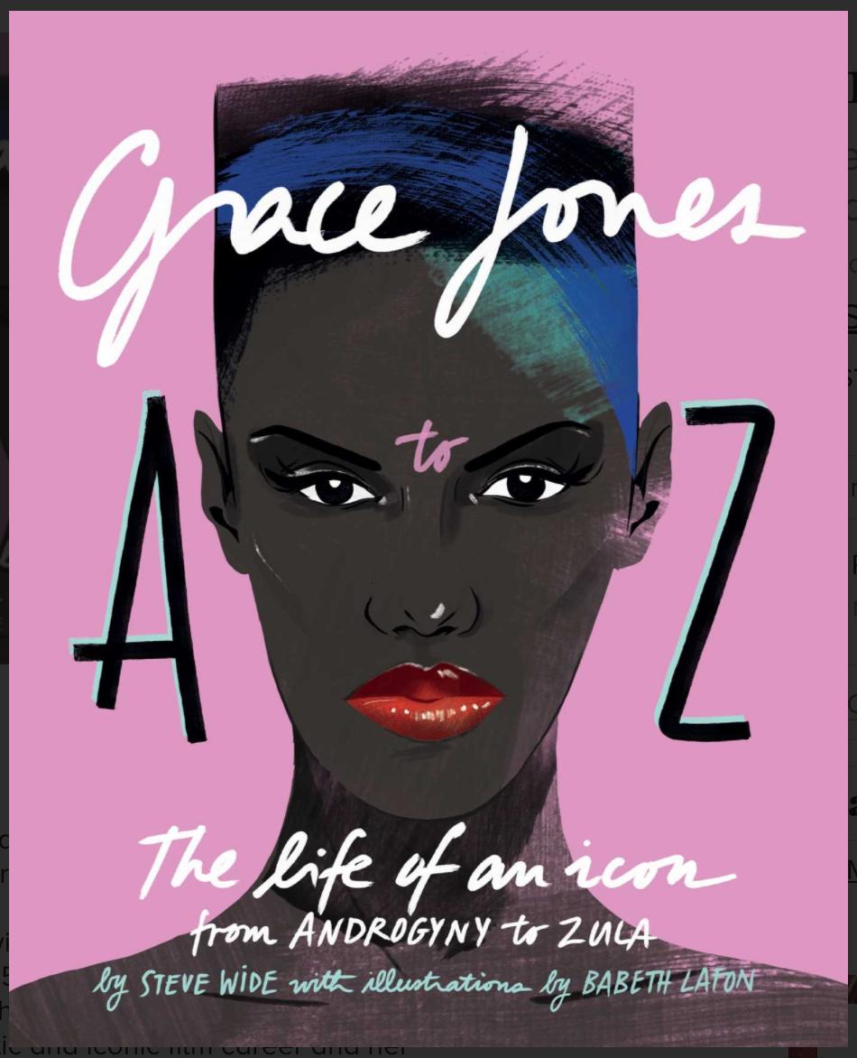 Grace Jones A to Z