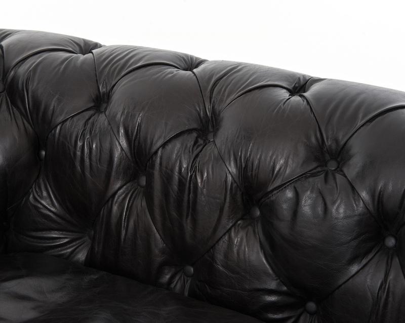 Denmark  Sofa - Black