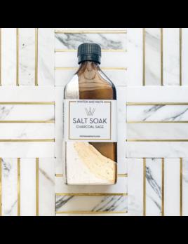 Salt Soak Charcoal Sage