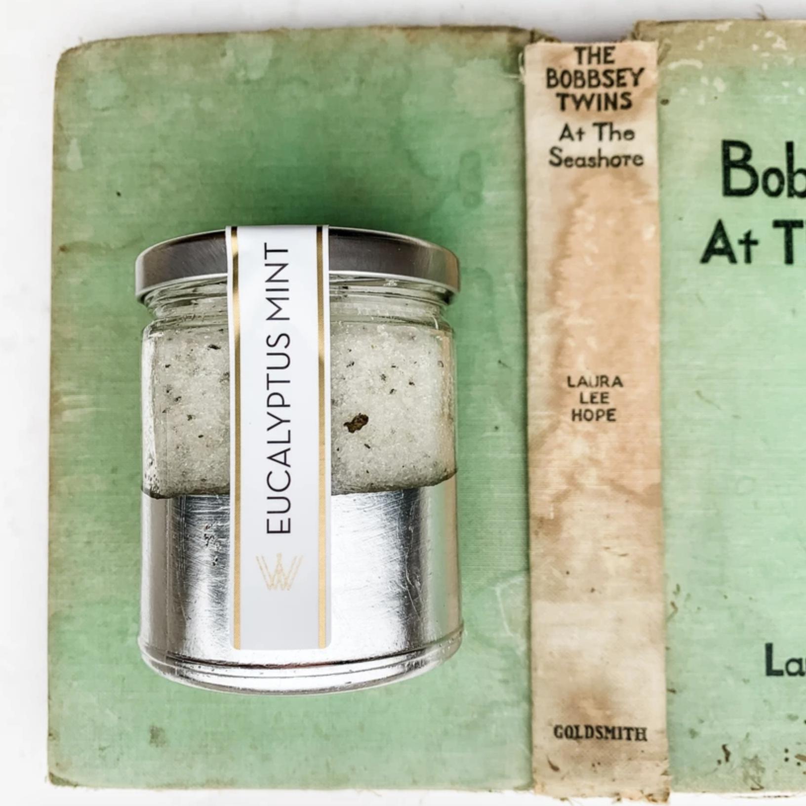 Sugar Scrub Eucalyptus Mint