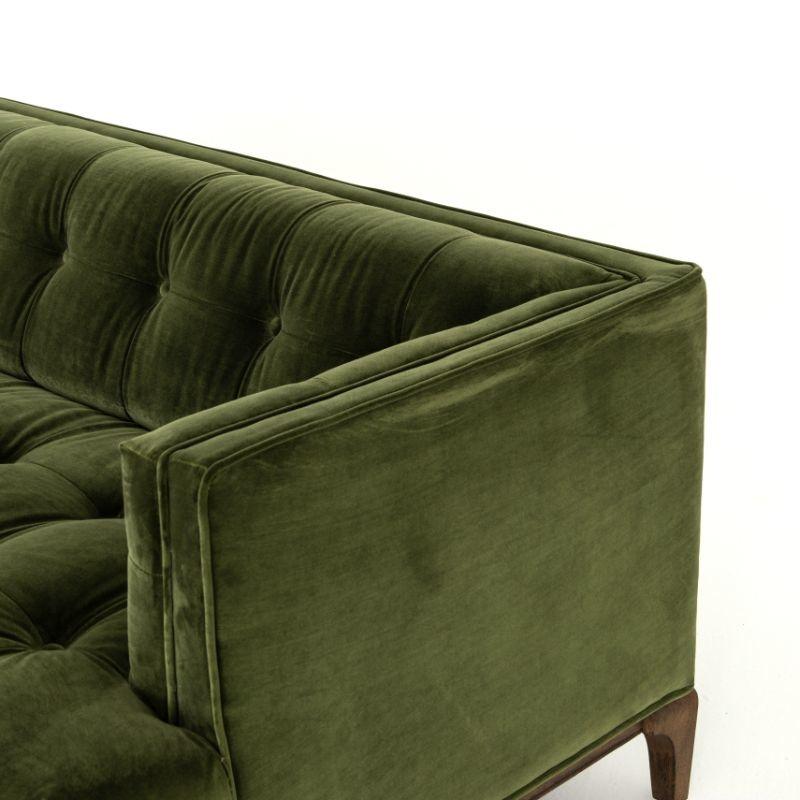 Cork Sofa - Sapphire Olive