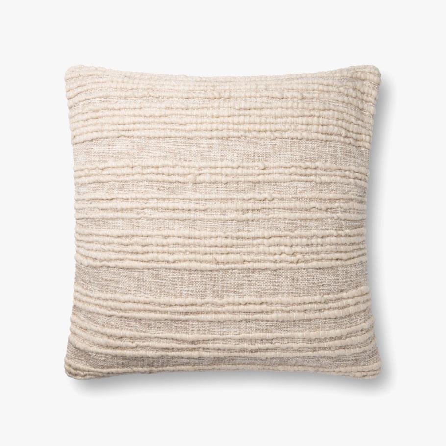"""Natural Pillow - 22"""" x 22"""""""