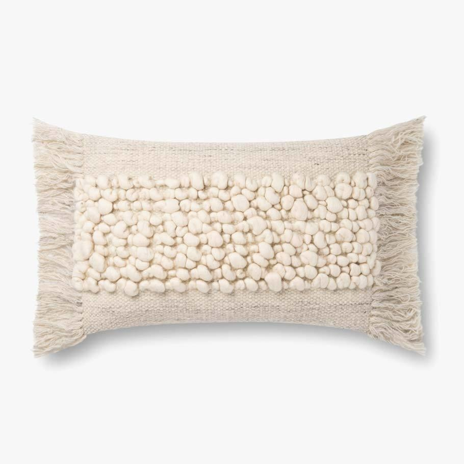 """Dover Pillow - 13"""" x 21"""" - Down-filled"""