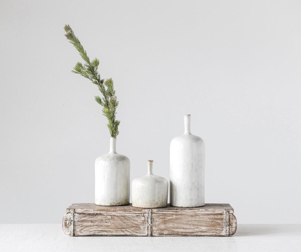 Cloud White Stoneware (Medium)