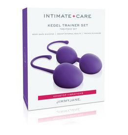 JIMMYJANE Jimmyjane Intimate Care Kegel Trainer Set Purple