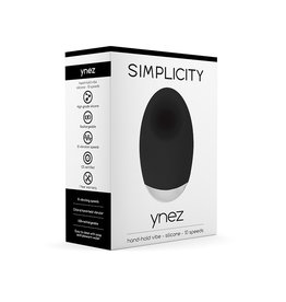 SIMPLICITY Simplicity YNEZ Hand-hold vibe