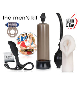 ADAM & EVE A&E All A Man Needs Kit