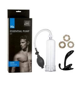 CALEXOTIC His Essential Pump Kit