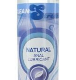 XR BRANDS Clean Stream Natural Anal Lubricant 8oz