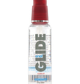 BODY ACTION Anal glide silicone lubricant