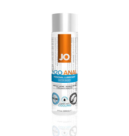 SYSTEM JO JO H2O Anal - Cooling - Lubricant (Water-Based)