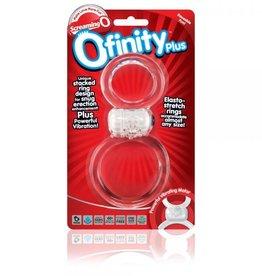SCREAMING O Ofinity Plus Ring