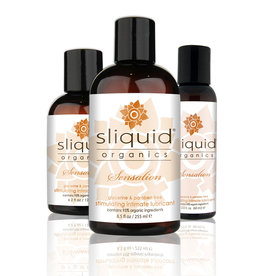 SLIQUID Sliquid Organics Sensation 2oz