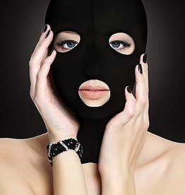 OUCH! Ouch Subversion 3 Hole Hood Mask O/S