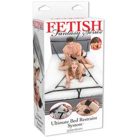 PIPEDREAM Fetish Fantasy Ultimate Bed Restraint System