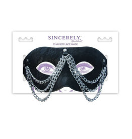 CALEXOTIC Sincerely, SS Chained Lace Mask
