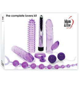 ENVOLVED A&E The Complete Lovers Kit Purple