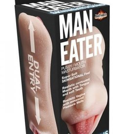 Skinsation Man Eater Pussy & Mouth Mast