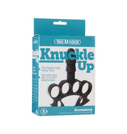 Vac-U-Lock Knuckle Up Black