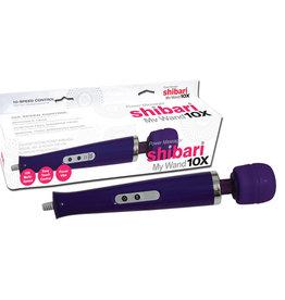 Shibari My Wand 10X Plug-in Purple