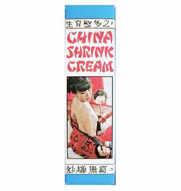 China Shrink Cream