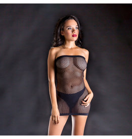 BEVERLY HILLS Beverly Hills Tube Dress OS Black