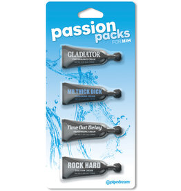 Passion Packs for Him