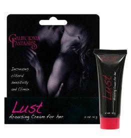 Lust Arousing Cream for Her