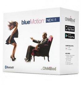 Ohmibod Blue Motion Nex 1 2nd Generation Pink Vibrator