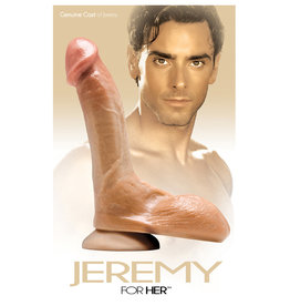 Jeremy For Her - Genuine Cast