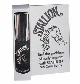 Stallion Slo-Cum Spray 7/16 oz
