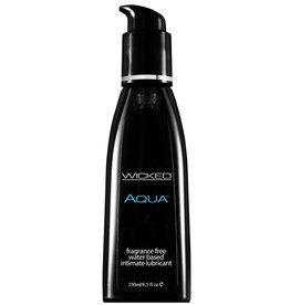 Wicked Aqua  Fragrance Free Lubricant 8.5 oz
