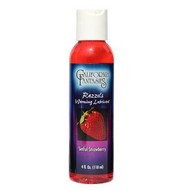 Razzels Flavored Warming Lubricants 4 oz