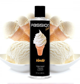 Passion Licks: Candy Apple Flavored Lubricant, 8 oz.