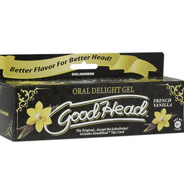 GoodHead Oral Delight Gel 4 oz