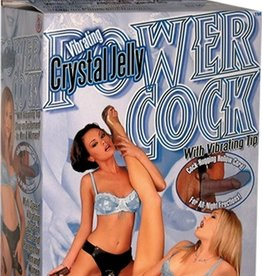 Crystal Jelly Power Cock-Lavender