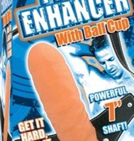 Penis Enhancer with Ball Sac