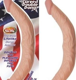 All American Ultra Whoppers -13 in Curved Double Dong