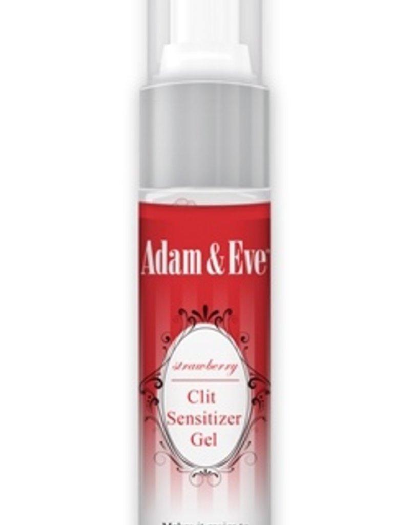 Adam and Eve Strawberry Clit Sensitizer Gel
