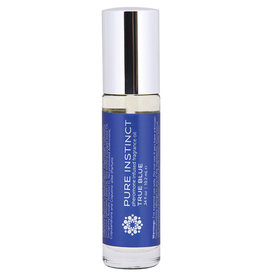 Pure Instinct Pheromone Fragrance Oil True Blue Roll On 0.34oz