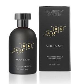 Lure Black Label You & Me Pheromone 74ml
