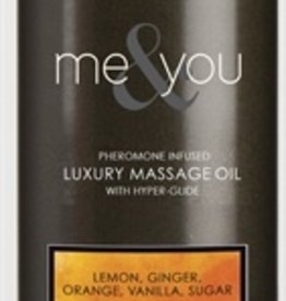 Me and You Massage Oil