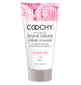 Coochy Shave Cream Frosted Cake 3.4 fl.oz