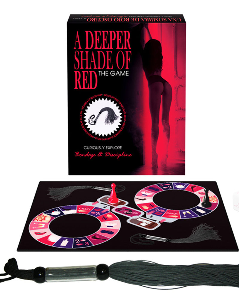 A Deeper Shade of Red: The Game