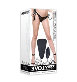 Evolved Hidden Pleasure Vibrating Panty