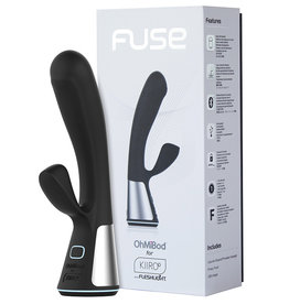 Ohmibod Fuse for Kiiroo-Black 7""