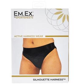 Em.Ex Silhouette Harness-Black