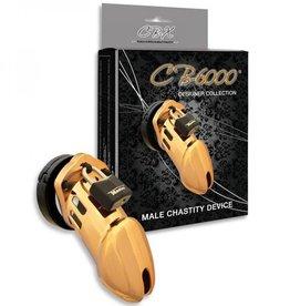 Cb-6000 Gold Male Chastity