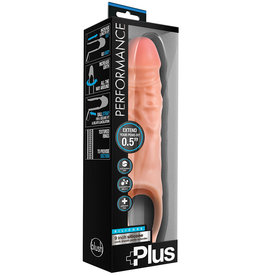 Performance Plus Sheath Penis Extender-Vanilla 9""
